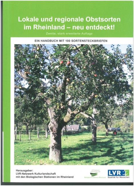 Handbuch regionale Obstsorten Rheinland